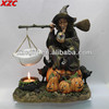Halloween Witch Pumpkin Decor,Aroma Oil Burner,Candle Holder