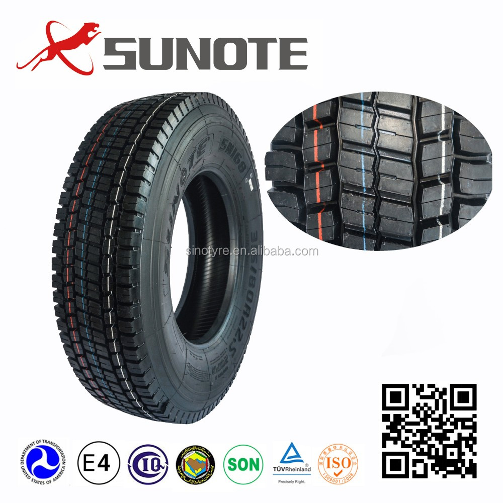 8.25-20 truck tire used on off road confition from china