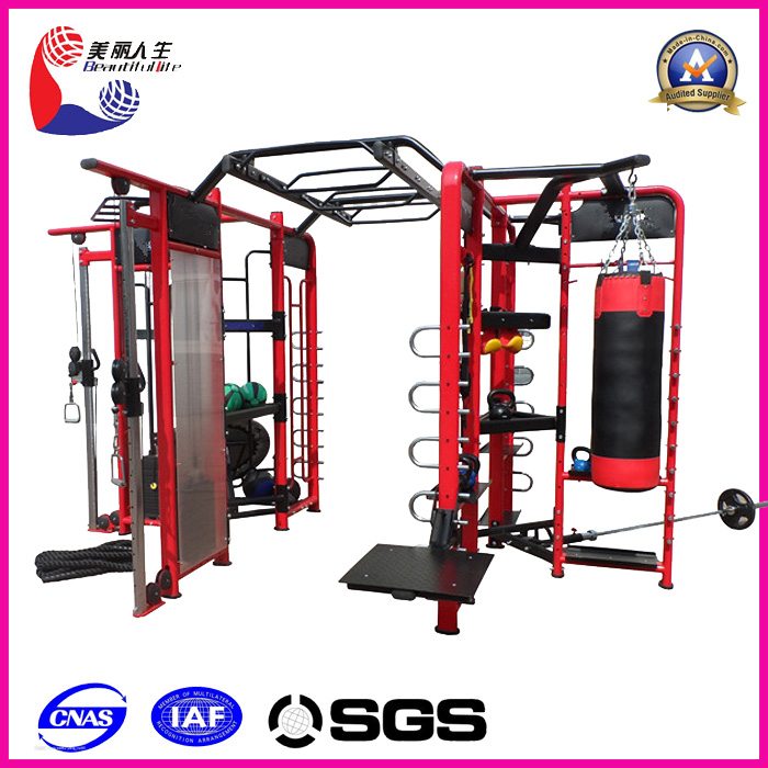 Commercial crossfit synergy 360 multi station exercise multifunction fitness equipment
