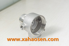 CNC metal machinery parts with stainless steel material