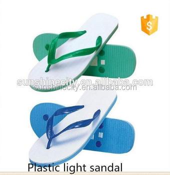 09ed624ad44 Plastic mens 811 PVC sandals