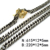 Stainless Steel Jewelry Set of Men's 10MM Curb Cuban Link Necklace & Bracelet in 24 & 8.5 inch long