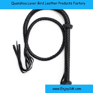 Role Play Cat Nine Tail PU Leather Whip Adult Alternative Sex Toy sex bondage restraint Tawse