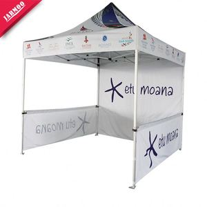 3X3M 10X10' Top Quality Waterproof PVC Aluminum Pop Up Heavy Duty Canopy Exhibition Event Marquee Gazebo Folding Marketing Tent