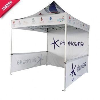 3x3m 10x10' Top Quality Waterproof Pvc Aluminum Pop Up Heavy Duty Canopy  Exhibition Event Marquee Gazebo Folding Marketing Tent - Buy Folding Gazebo