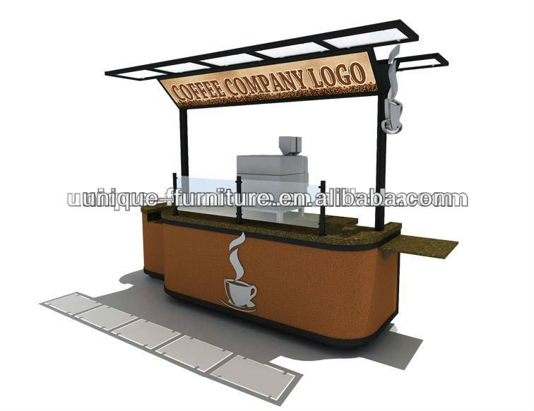 2013 Made in China mobile coffee cart design, cafe cart, coffe cart