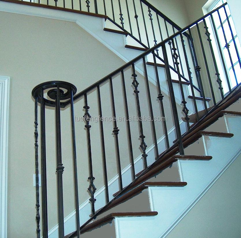 Escalier main courante facilement installer usine vente de zinc en acier esca - Escalier direct usine ...