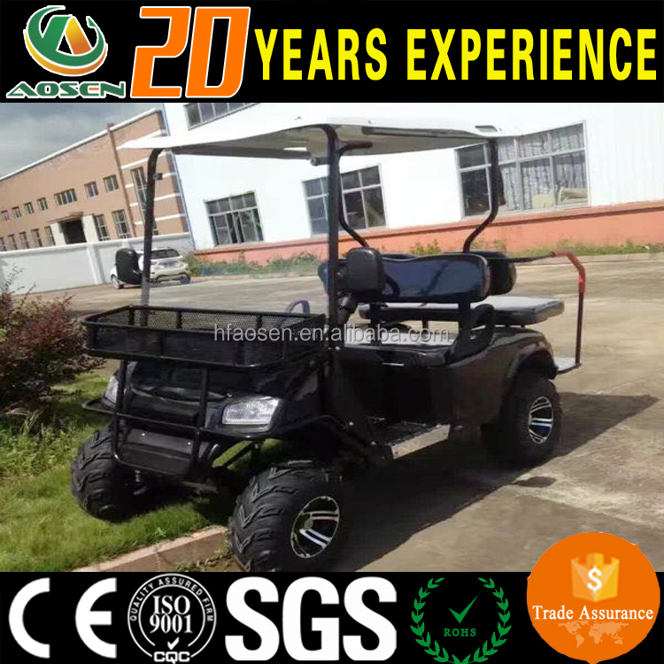 china 4 seats off road golf carts dune buggy for sale with gas or electric power