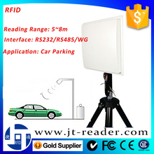 Cheap 865Mhz Rs232/Rs485 2~5M Middle Range Uhf Rfid Smart Card Reader With Ce Certification