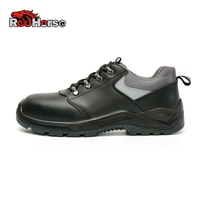 Europe Fashionable Customized 36-48 Size S1P Standard Action Leather Upper Work Safety Shoe