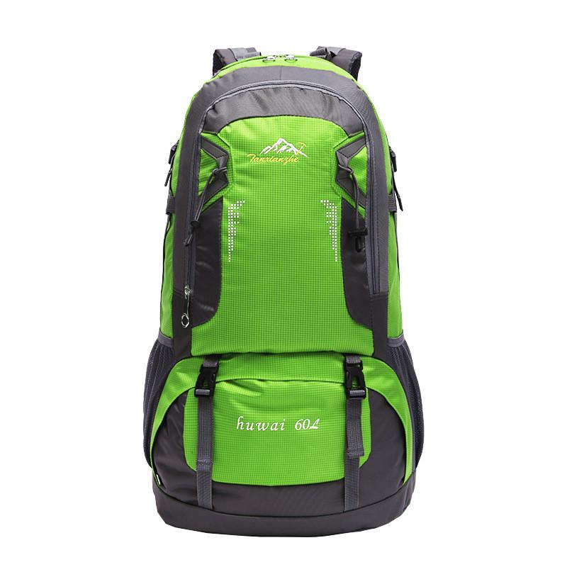 Wholesale Design High Quality Brand Nylon Travel Backpack 60L Big ... 79e5d1c9badac