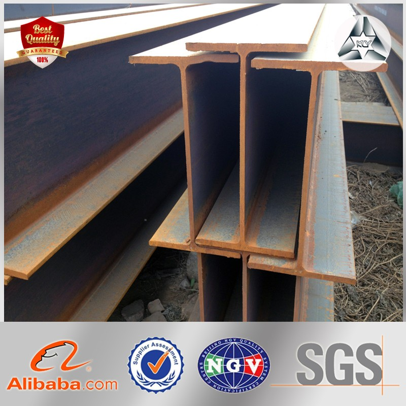 Q235 Grade and ASTM,GB/JIS/ASTM/BS Standard Construction H Beams Light Steel Beam