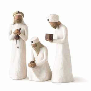 Hot Selling The Resin Three Wisemen for the Nativity