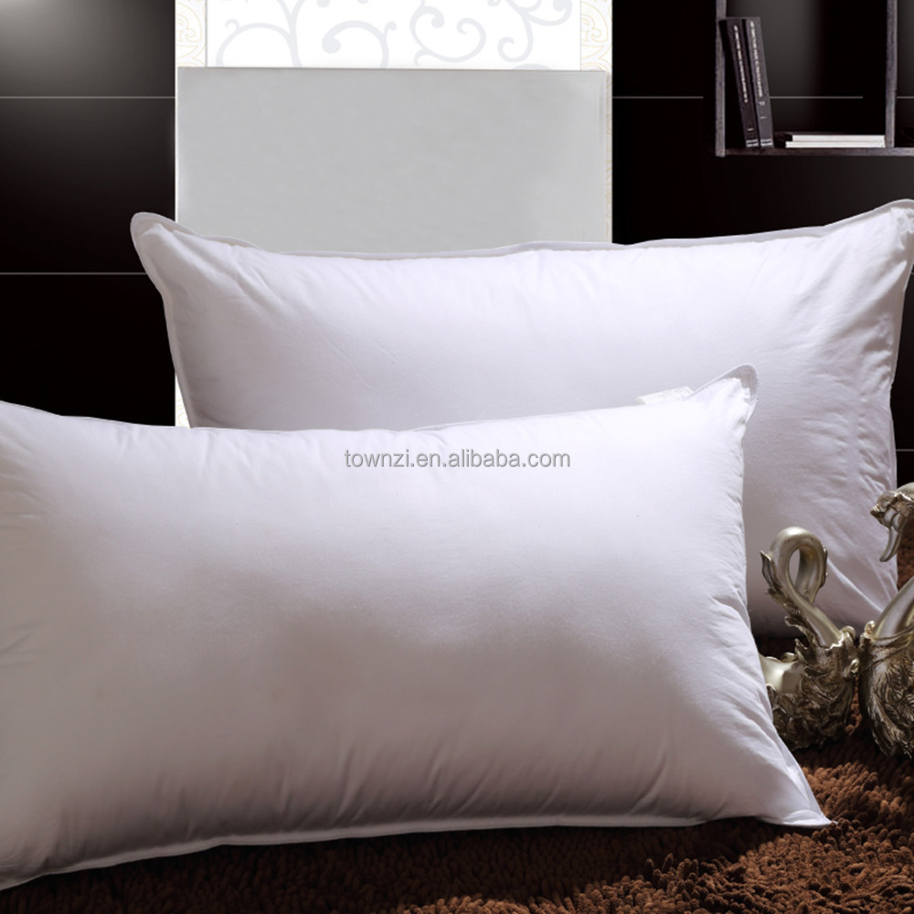 Cheap Wholesale Hot Sale Textiles 5 star Hotel 100% Cotton Pillows Hotel Sleeping Cotton Filling Pillow