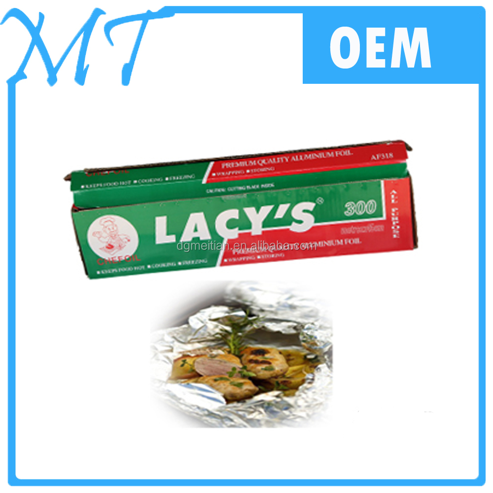 lacy's brand aluminum foil supplier competitive price