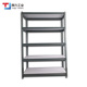 Storage Goods Furniture Shelf Steel Slotted Angle Rack For Home