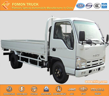 Japan technology cargo truck good quality hot sale 100P mini cargo truck 3000kg / 3tons
