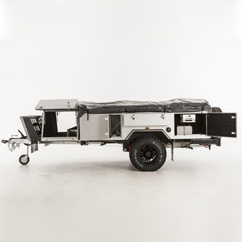 Perfect Small Camper Trailers For Awesome OffRoad Vacations