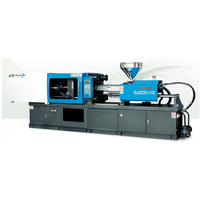 Automatic blow molding machine with Auto deflashing equipment