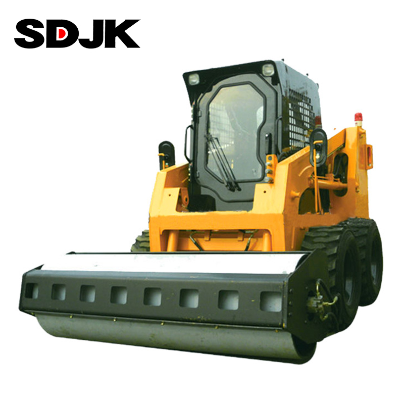 100hp Skid Steer Loader In Pista Per La Vendita