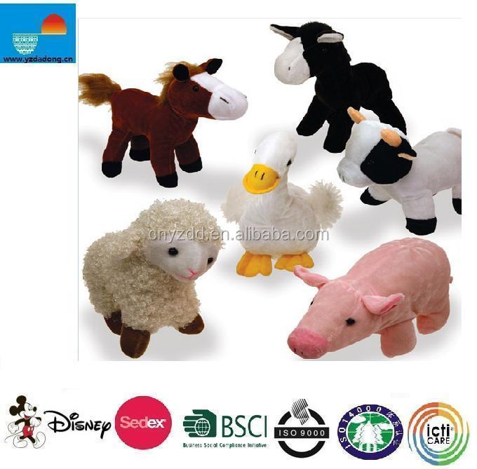 Plush Farm Animals Plush Toy Animals Plush Animal Toy Buy Plush Farm Animals Plush Toy Animals Plush Animal Toy Product On Alibaba Com