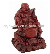 Hong Tze Collection-Lucky Buddha Raising On Money Frog