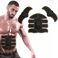 Popular Product Abdominal Trainer Toning Belts Electronic Muscle Stimulator EMS Pulse Massager