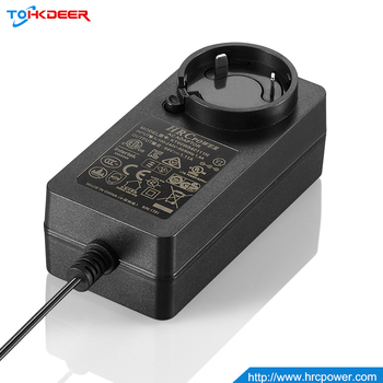 European 12V 5A Switching power adapter