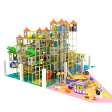 amusement park kids indoor soft play equipment