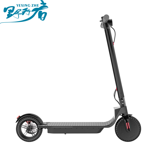 Sharing Electric Scooter Manufacturers to Provide Customers with APP GPS Vehicle Solutions, Black or customized
