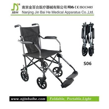 Ultra Hafif Titanyum Manuel Katlanır Tekerlekli Sandalye Buy Hafif