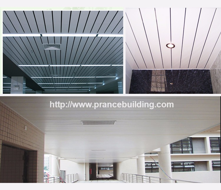 Types Of Suspended Ceiling For Industry