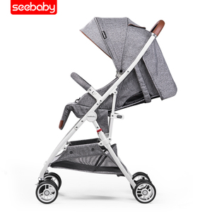 A3 Baby trend stroller Large space baby stroller Light weight travel system baby stroller