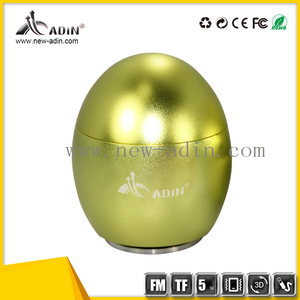 Giving you the best experience of music listening vibrating egg speaker