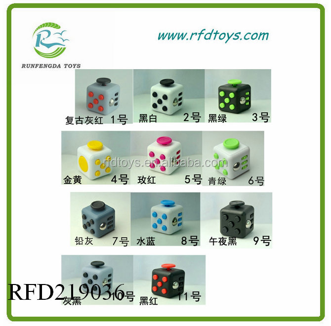 Fidget Cube - Relieves Anxiety for Children and Adults - Stress Reliever