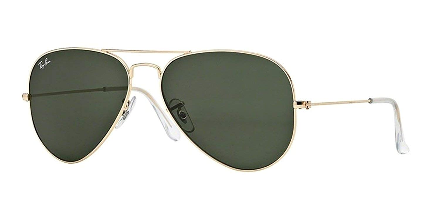 1015799f538 Get Quotations · Ray-Ban - Large Metal I Aviator Sunglasses RB3025