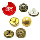 Manufacturer custom made 18mm press metal snap button