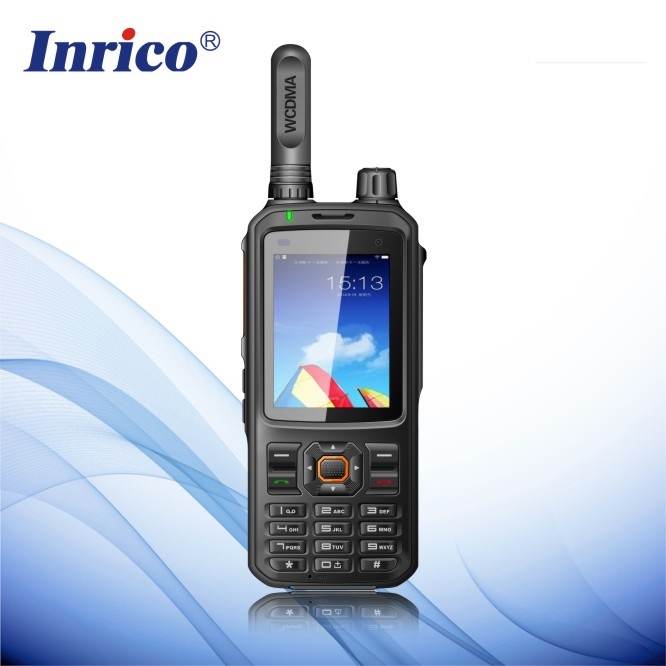 Inrico T298S inglês bf imagine wcdma walkie talkie