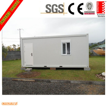 En Supplier 20ft Container House Price Made In China