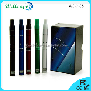 Wholesale price 650mah good taste AGO G5 eagle vaporizer