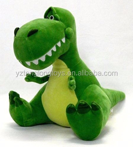 Fierce Animal Big Teeth Plush Dinosaur Toy Buy Plush Dinosaur Toy