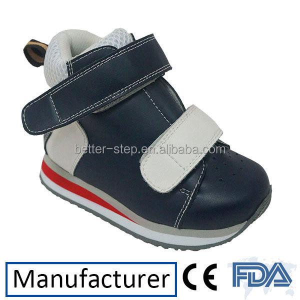 8d092edf3 نمط الشتاء الأحذية الرياضية أطفال الراحة العظام الطبية-أحذية أطفال ...