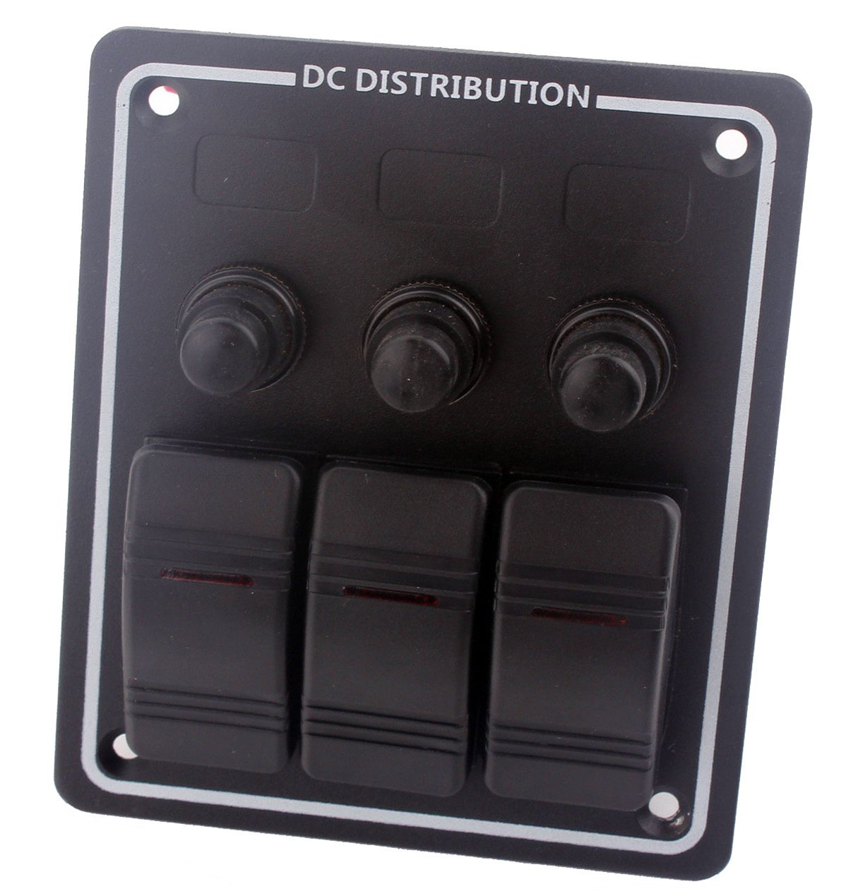 Cheap Circuit Breakers Find Deals On Line At Double Poles 2p Elcb Earth Leakage Breaker Diy Electricals Get Quotations Generic New Dc 12v 3 Gang Led Waterproof Aluminium Rocker Switch Panel