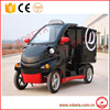 electric van / electric cargo tricycle with cabin 0086 15290835387