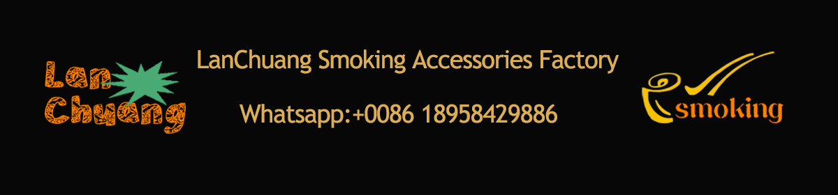 LanChuang New Hot Wholesale  Sale Metal Dazzle colour animal 130mm Weed Tobacco Smoking Pipe