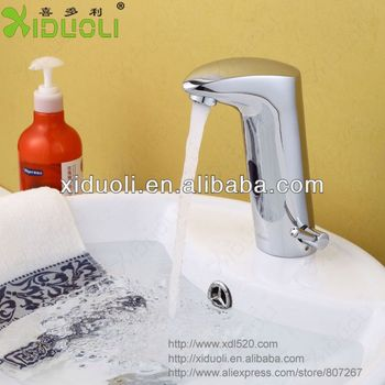 Automatic Faucet Water Saver/automatic Sensor Faucet/bathroom Sensor Faucet