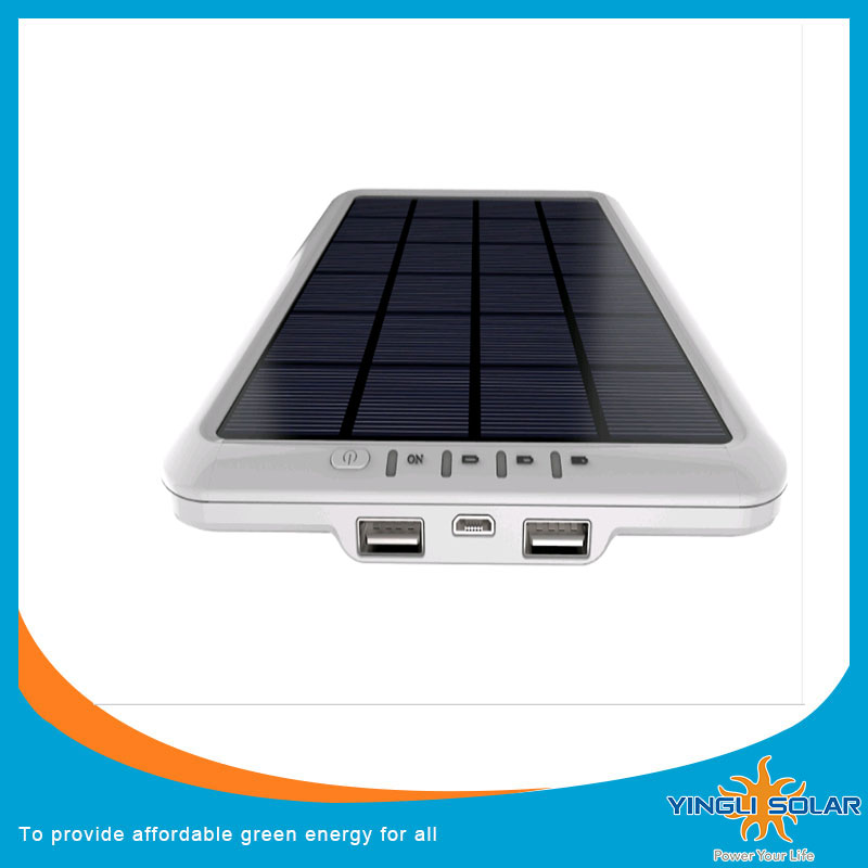 2017 New Portable Universal Smart Mobile phone charger Solar Power Bank