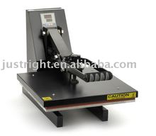 38*38cm CE approved Export digital high pressure heat press transfer machine for t-shirt