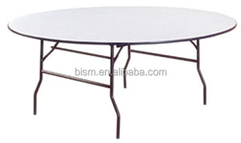 PVC/MDF/Laminate Foldable Banquet Table Z6012