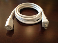 japan extension cord/japan plug with socket